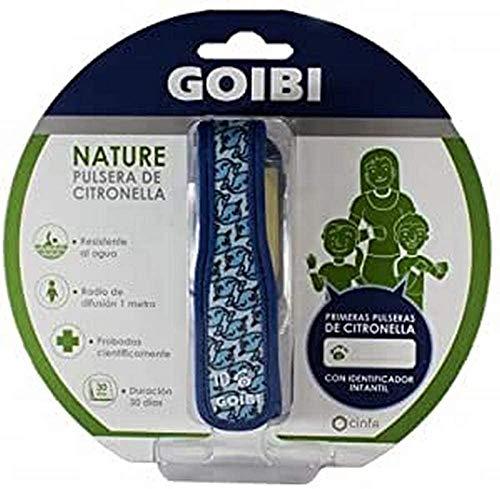 Goibi Goibi Pulsera Citronella Azul 21 g