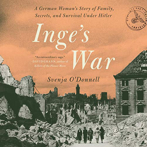 Inge's War Audiobook By Svenja O'Donnell cover art