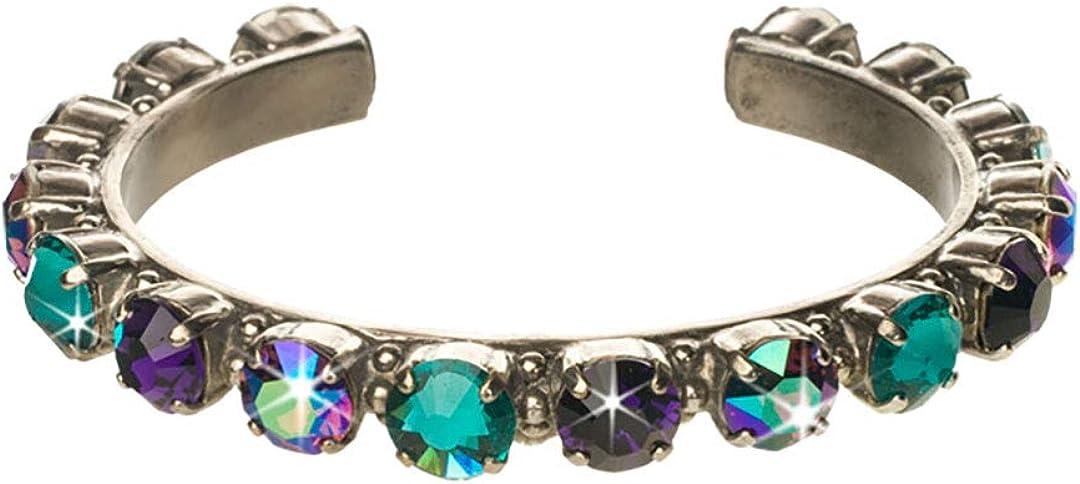 Sorrelli Riveting Romance Cuff Bracelet