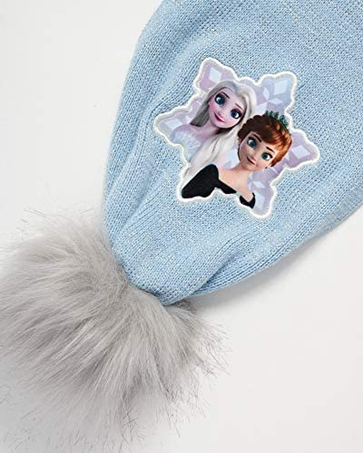 Childrens hat scarf and gloves set _image3