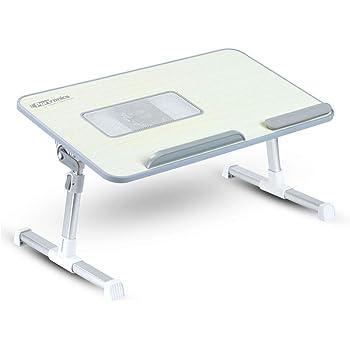 Portronics POR-704 Adjustable Laptop Table (Grey)