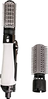 Hot Air Stylers, Hair Dryer Volumizer Comb/Hair Dryer Brush/Hair Straighteners And Curlers In One, With Two Brush Heads, F...