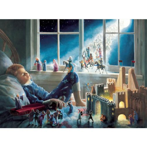Ceaco Lynn Lupetti Lords of the Moon 1000 Piece Jigsaw Puzzle