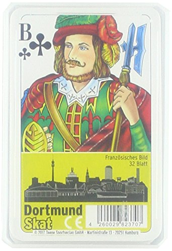 TEEPE 23707Figures and Sport Verlag Dortmund Skat...