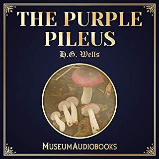 The Purple Pileus audiobook cover art