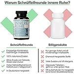 Schnüffelfreunde Innere Ruhe - Chien | Complément Alimentaire Calmant pour Chiens - pour Les Calme, Calmant, Contre la Peur, Anti-Stress et pour Plus de Calmer - Fabriqué en Allemagne #2