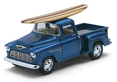 wdk Chevy Stepside Pick up Surfeur 1955 1/32 EME (2040)