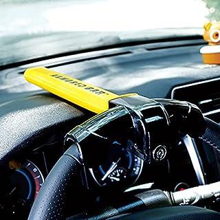 $66 » Universal Heavy Duty Anti-Theft Car/Van Security Rotary Steering Wheel Lock Enhance Automobile Security Car Steering Wheel...