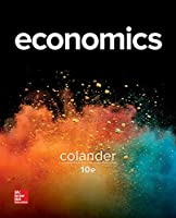 Economics, 10th Edition Front Cover