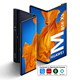 "HUAWEI Mate Xs - Smartphone 5G, pantalla plegable de 8"" (Smart Multi-Window, Kirin 990 5G, EMUI10.0, 8 GB RAM + 512 GB ROM, Cámara cuádruple Leica de 40 MP, 55W Huawei SuperCharge) Azul interestelar"
