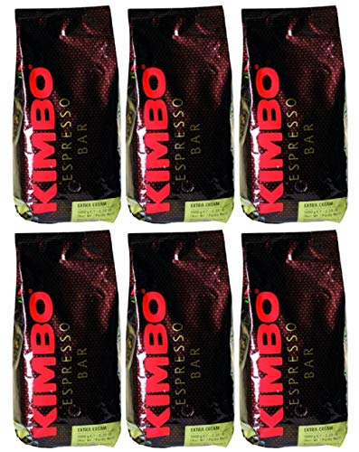 Kimbo Espresso Bar Extra Cream (6 x 1000g)