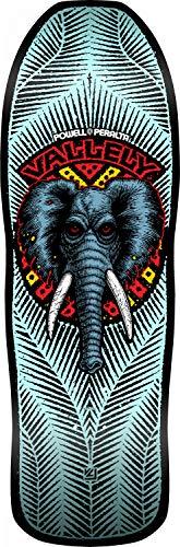 Powell Peralta Unisex-Erwachsene Vallely Elephant • Light Blue • 9.85