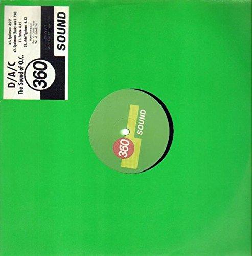 D.A.C - The Sound Of O.C. - 360 Sound - TSS 006-5