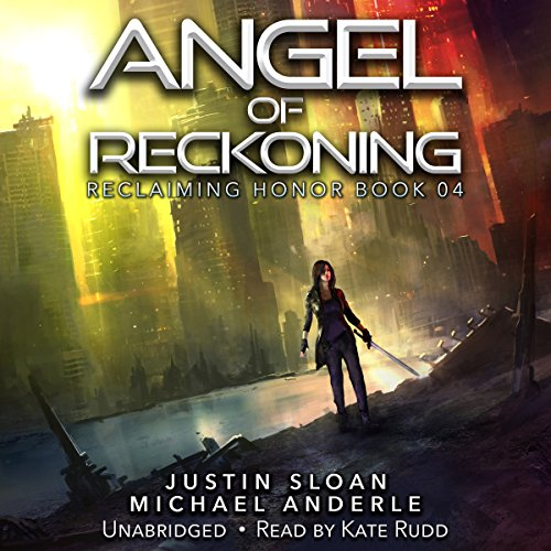 Angel of Reckoning audiobook cover art