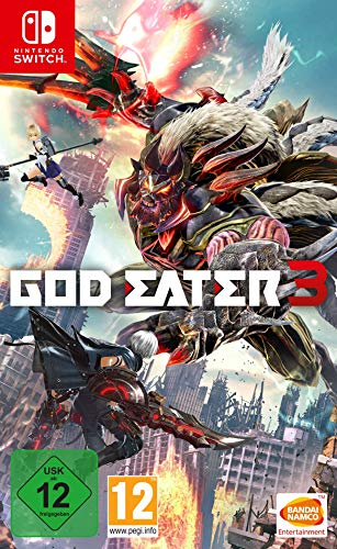 God Eater 3 - [Nintendo Switch]