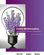 Finite Mathematics: For Business, Economics, Life Sciences, and Social Sciences (Barnett)
