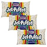 Kraft Jet Puffed Mini Marshmallows, 10 oz (Pack of 3