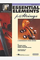 Essential Elements String with EEi: A Comprehensive String Method, Cello Book 2 Paperback
