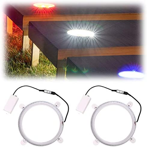SPORT BEATS Cornhole Lights 3 Colors Switchable Cornhole Ring Led Lights for Hole and Board product image