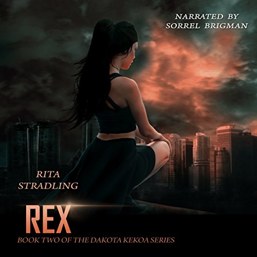 Rex audiobook cover art