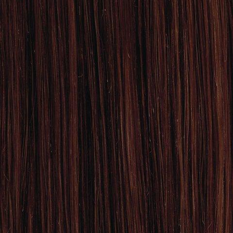 American Dream original de qualité 100% cheveux humains 30,5 cm soyeuse droite trame Couleur 1B/33 – Noir Nature/Cuivre Riche