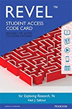 REVEL for Exploring Research -- Access Card (9th Edition)