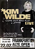 Kim Wilde - Come Out and Play, Tour 2011 »