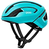 POC Omne Air SPIN Casco Ciclismo Unisex Adulto, Azul Kalkopyrit Blue Matt, Med