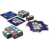 Urisgo Habitación lógica, juego de mesa de pensamiento lógico, juguete educativo, divertido desarrollo de inteligencia, juego de rompecabezas, juguetes para niños y familia