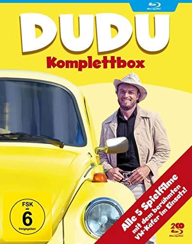 DUDU HD-Komplettbox - Alle 5 Filme erstmals in HD (Filmjuwelen) [Blu-ray]
