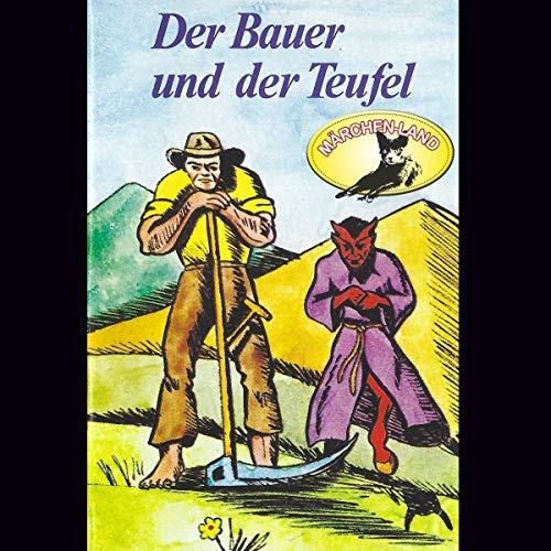『Der Bauer und der Teufel und weitere Märchen』のカバーアート