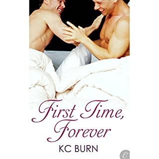 First Time, Forever audiobook cover art