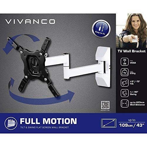Vivanco 37979 BFMO 6020 2Maximale VESA Norm:VESA 75 x 75