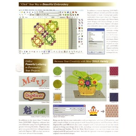 Embroidery Digitize Software – Free Embroidery Patterns