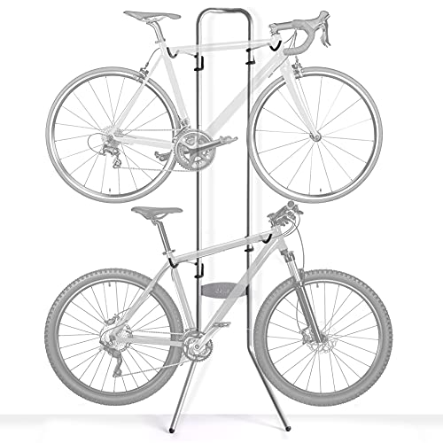Delta Cycle Michelangelo Bike Stand for Home/Apartment/Garage – 2 or 4 Bikes Available