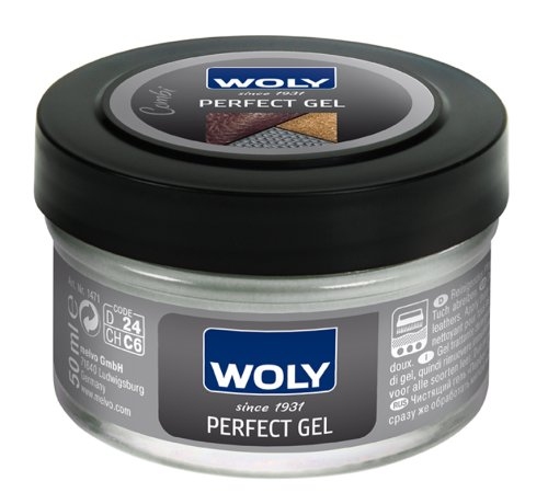 Woly Perfect Gel Schuhcreme & Pflegeprodukte, Transparent (Neutral), 50.00 ml
