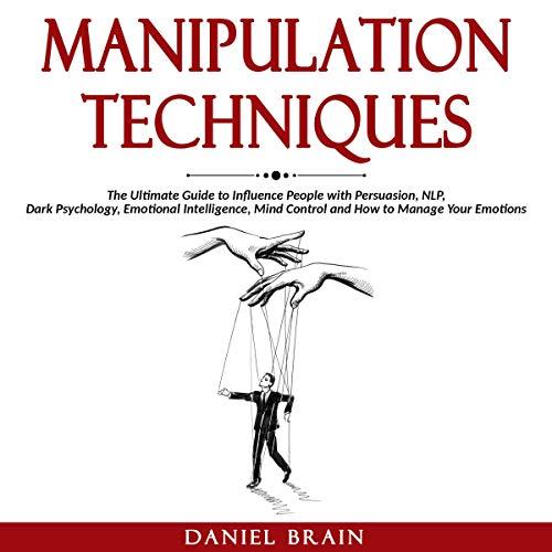 『Manipulation Techniques』のカバーアート