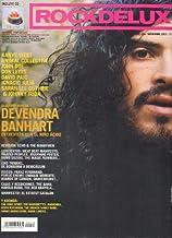 ROCK DE LUX. Nº 234. Devendra Banhart: entrevista con el niño ácido. Revisión: Echo & The Bunnymen. Kanye West. John Doe... No conserva CD.