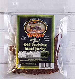 Honey Glazed Old Fashion Beef Jerky - 2 (3.25 OZ.) Bags