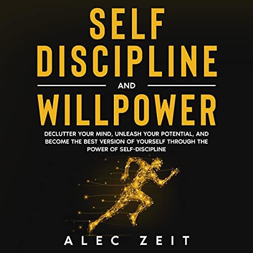 Self-Discipline and Willpower cover art