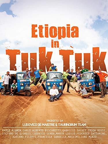 Etiopia in Tuk Tuk