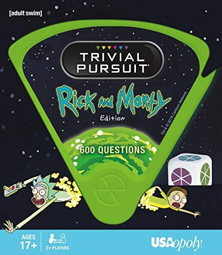Trivial Pursuit - Rick & Morty Edition