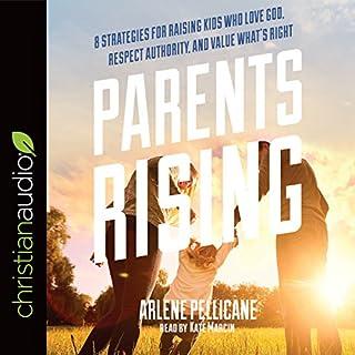 Parents Rising audiobook cover art