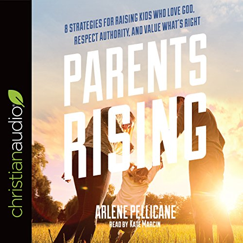 Page de couverture de Parents Rising