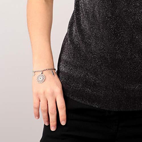 Morellato Bracciale da donna, Collezione Gipsy, in acciaio - SAQG15