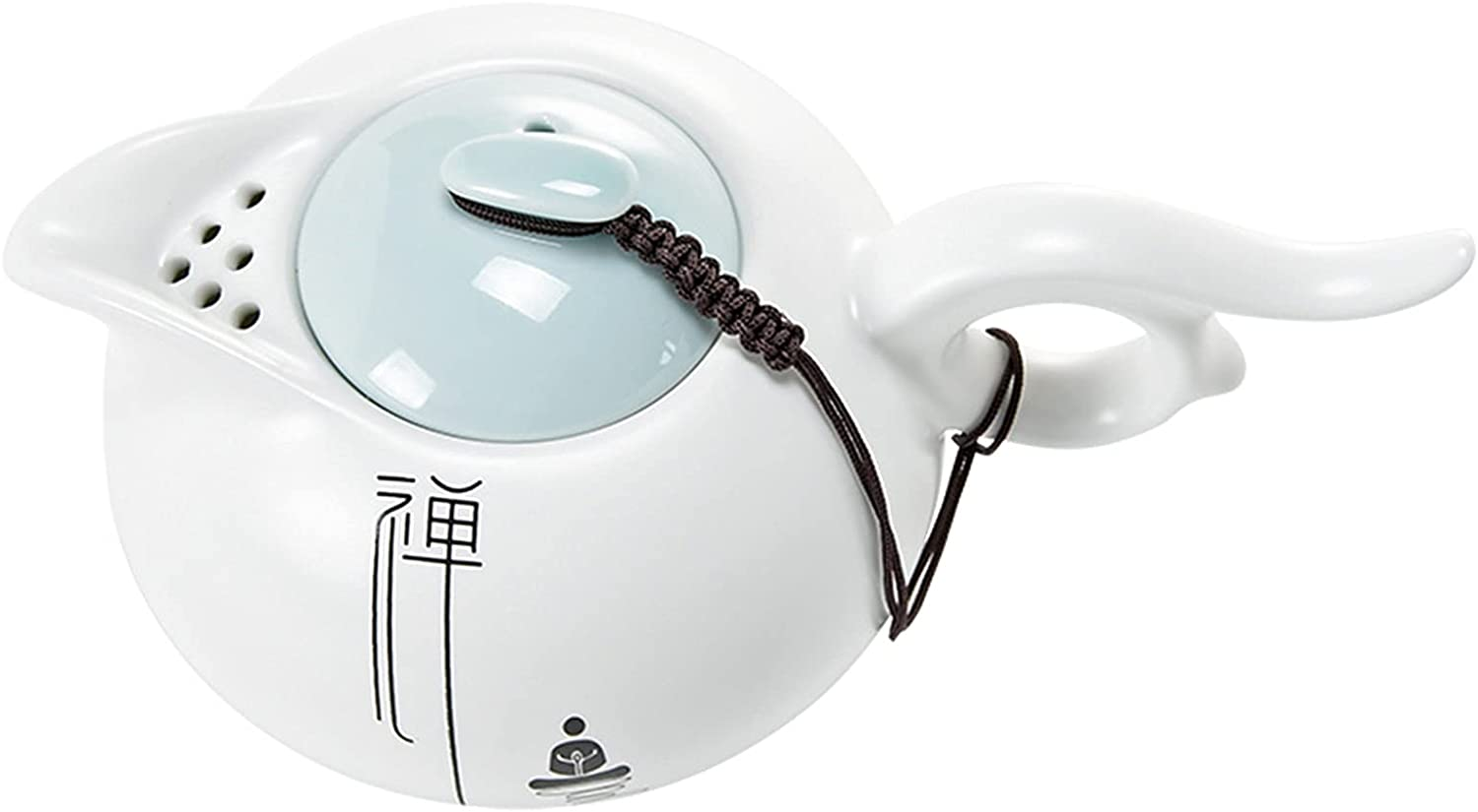 Multifunction Fat White Matt Zen Outlet Special Campaign sale feature Porcelain Frosted Ce Word