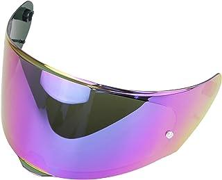 KESOTO Visor de capacete, lente de reposição para capacete de motocicleta - Colorido
