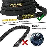 Zoom IMG-1 power guidance battle rope battaglia
