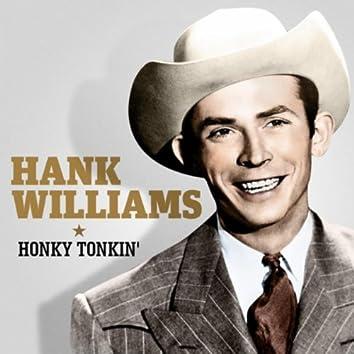 Hank Williams - Honky Tonkin'