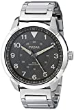 Pulsar Men's PG2025 Analog Display Analog Quartz Silver Watch